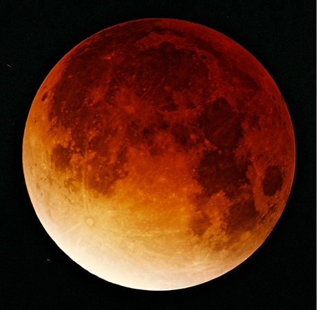 Lunar Eclipse Bible End of Times :Four Blood Moons (1/4)