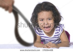 stock-photo-image-of-small-child-is-crying-hard-and-man-hold-belt-on-white-background-176594408