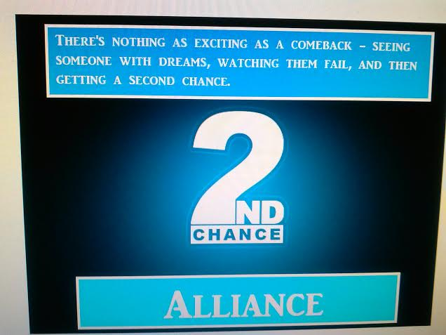 second chance alliance