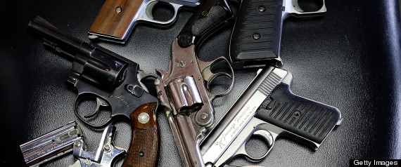 Texas Church Holds Gun Buyback Program