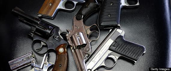 Texas Church Holds Gun Buyback Program